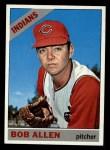1966 Topps #538  Bob Allen  Front Thumbnail