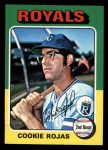 1975 Topps Mini #169  Cookie Rojas  Front Thumbnail