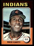 1975 Topps Mini #655   Rico Carty Front Thumbnail