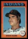 1975 Topps Mini #639   Steve Kline Front Thumbnail