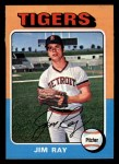 1975 Topps Mini #89   Jim Ray Front Thumbnail