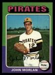 1975 Topps Mini #651  John Morlan  Front Thumbnail