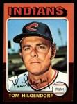 1975 Topps Mini #377   Tom Hilgendorf Front Thumbnail