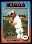 1975 Topps Mini #365   Bob Bailey Front Thumbnail