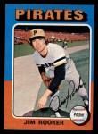 1975 Topps Mini #148   Jim Rooker Front Thumbnail