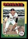 1975 Topps Mini #142   Bob Reynolds Front Thumbnail