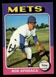 1975 Topps Mini #659   Bob Apodaca Front Thumbnail