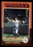 1975 Topps Mini #625  Boog Powell  Front Thumbnail