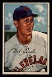 1952 Bowman #167   Bobby Avila Front Thumbnail