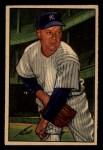 1952 Bowman #17   Eddie Lopat Front Thumbnail