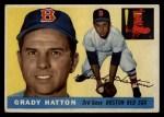 1955 Topps #131  Grady Hatton  Front Thumbnail