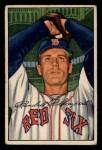 1952 Bowman #106   Randy Gumpert Front Thumbnail