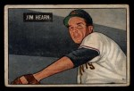 1951 Bowman #61  Jim Hearn  Front Thumbnail