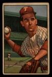1952 Bowman #35   Granny Hamner Front Thumbnail