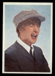 1964 Topps Beatles Diary #17 A  George Harrison Front Thumbnail