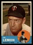 1963 Topps #369   Jim Lemon Front Thumbnail