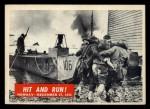 1965 Philadelphia War Bulletin #10   Hit and Run! Front Thumbnail