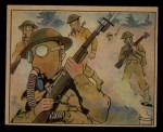 1941 Gum Inc. Uncle Sam Home Defense #5  Gas Discipline  Front Thumbnail