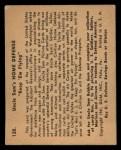1941 Gum Inc. Uncle Sam Home Defense #120  Keep 'Em Flying  Back Thumbnail