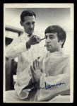 1964 Topps Beatles Black and White #34  John Lennon  Front Thumbnail