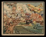 1938 Gum Inc. Horrors of War #10  Twenty Naked Chinese Nationalists Charge Foe  Front Thumbnail