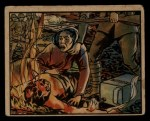 1938 Gum Inc. Horrors of War #121   Japanese Apply Torch to Dead Farmer Front Thumbnail