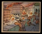 1938 Gum Inc. Horrors of War #135   Battle from Rooftop in Barcelona Front Thumbnail