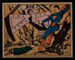 1940 Gum Inc. Superman #13  Teeth of Steel  Front Thumbnail