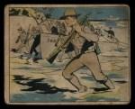 1941 Gum Inc. Uncle Sam Home Defense #33   The Landing Party Front Thumbnail