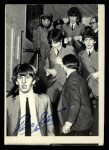 1964 Topps Beatles Black and White #113   Ringo Starr Front Thumbnail