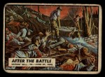 1962 Topps Civil War News #24   After the Battle Front Thumbnail