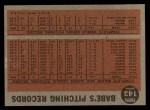1962 Topps #143 A Greatest Sports Hero  -  Babe Ruth Back Thumbnail
