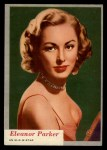 1953 Topps Who-Z-At Star #36  Eleanor Parker  Front Thumbnail