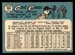 1965 Topps #569   Gino Cimoli Back Thumbnail