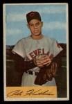 1954 Bowman #20   Art Houtteman Front Thumbnail