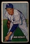 1951 Bowman #303   Marv Rotblatt Front Thumbnail