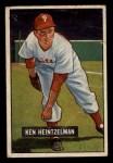 1951 Bowman #147  Ken Heintzelman  Front Thumbnail