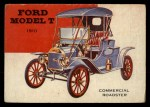 1953 Topps World on Wheels #37  Ford Roadster 1910  Front Thumbnail