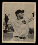 1948 Bowman #33  Billy Johnson  Front Thumbnail