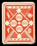 1951 Topps Red Back #2   Sid Gordon Back Thumbnail