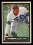 1951 Topps #74  Lawrence Hairston  Front Thumbnail
