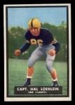 1951 Topps #73   Harold Loehlein Front Thumbnail