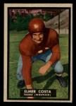 1951 Topps #60   Elmer Costa Front Thumbnail