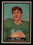 1951 Topps #59   Joe Ernst Front Thumbnail