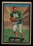 1951 Topps #75  Bob Carey  Front Thumbnail