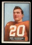 1951 Topps #30   Bert Rechichar Front Thumbnail