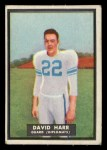 1951 Topps #64  David Harr  Front Thumbnail