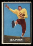 1951 Topps #54   Dick Gregory Front Thumbnail