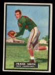 1951 Topps #50   Frank Smith Front Thumbnail