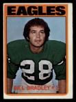 1972 Topps #45   Bill Bradley Front Thumbnail